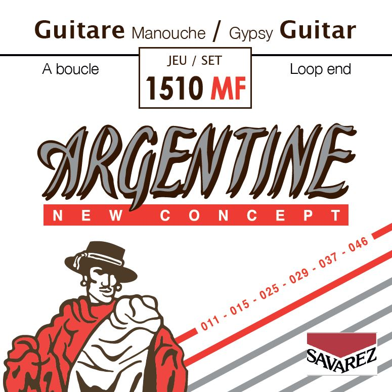 ARGENTINE LOOP END 1510MF