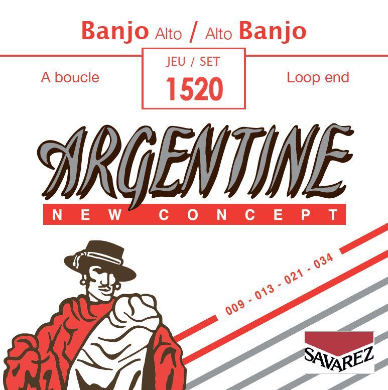 ARGENTINE LOOP END 1520