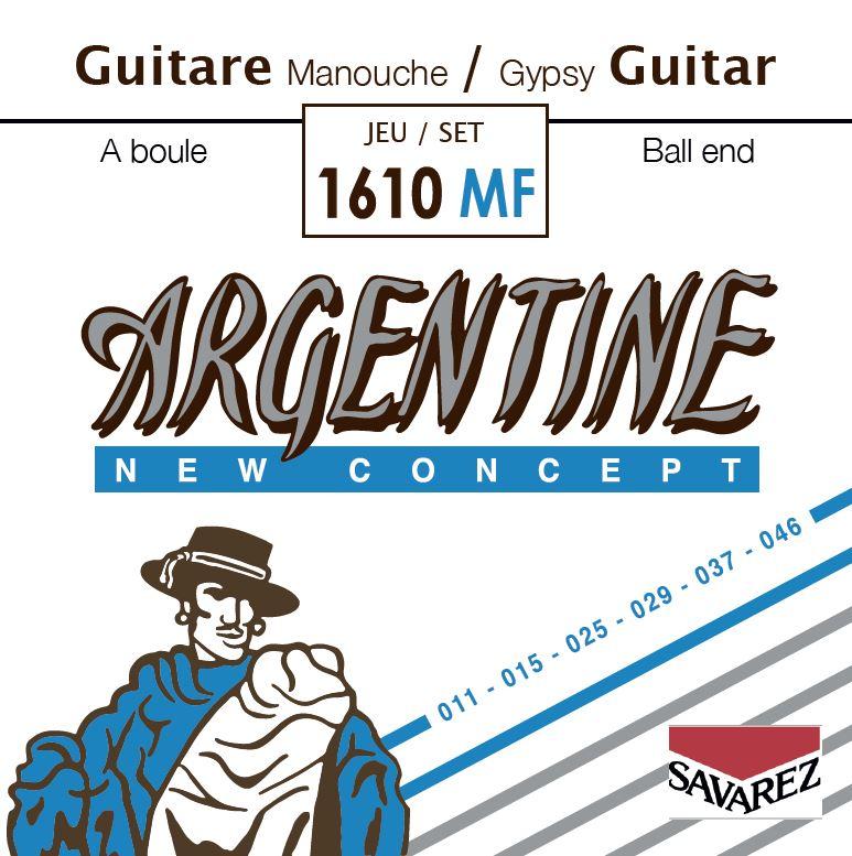 ARGENTINE BALL END  1610MF