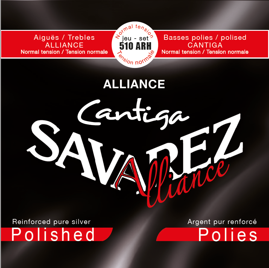 ALLIANCE CANTIGA POLIES STANDARD TENSION 510ARH
