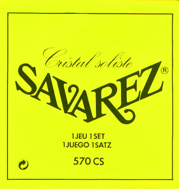 SAVAREZ 570CS HIGH TENSION