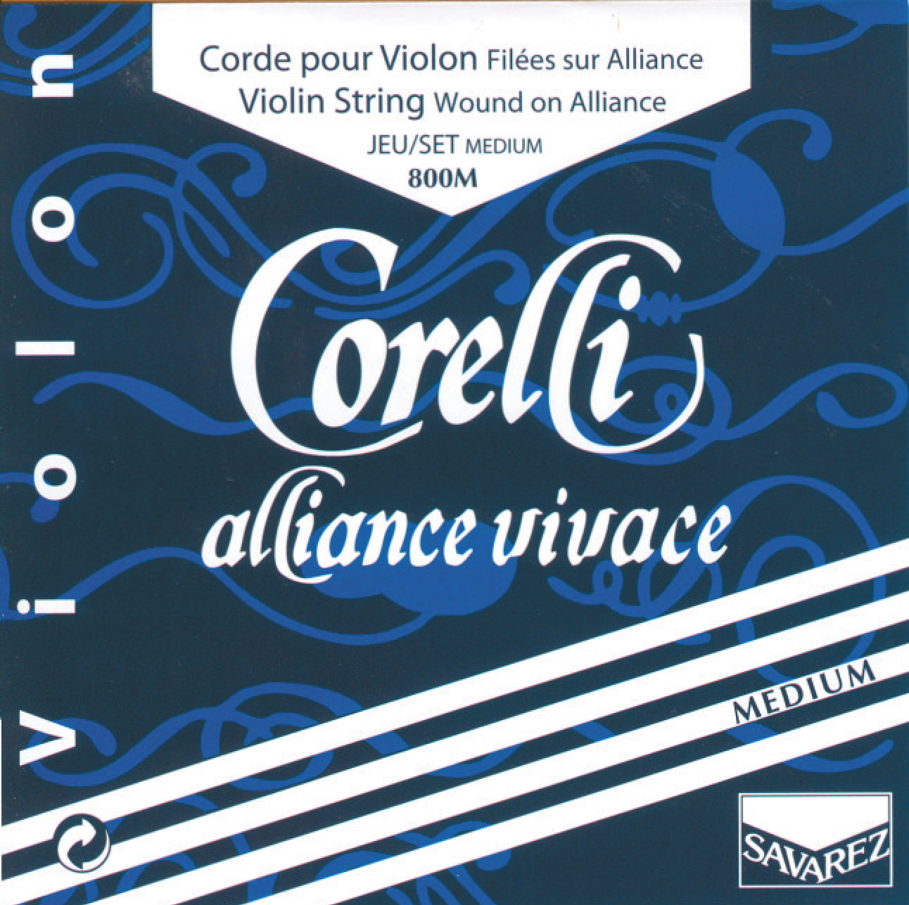 CORELLI ALLIANCE VIVACE MEDIUM 800M VIOLIN