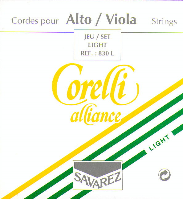 CORELLI ALLIANCE LIGHT 830L ALTO