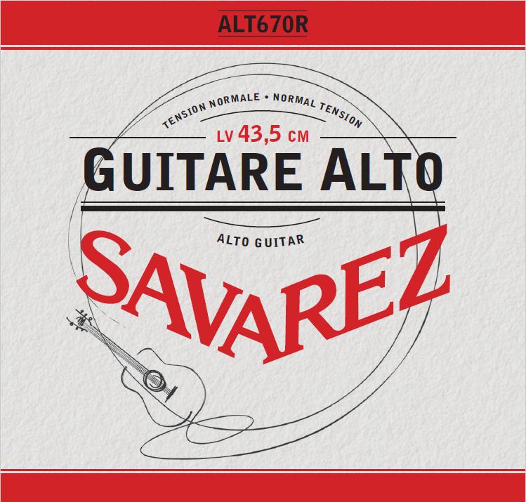ALTO GUITAR NORMAL TENSION ALT670R