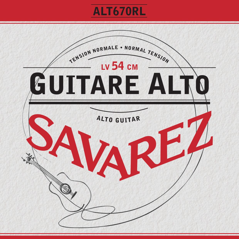 ALTO GUITAR NORMAL TENSION ALT670RL
