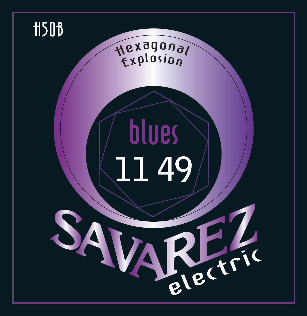 SAVAREZ ELECTRIC HEXAGONAL EXPLOSION H50B