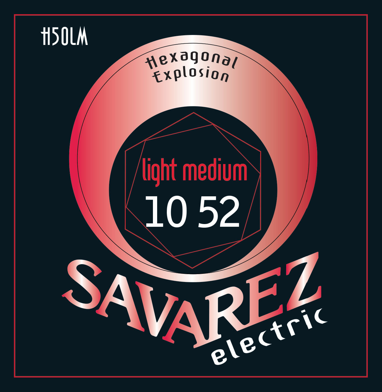 SAVAREZ ELECTRIC HEXAGONAL EXPLOSION H50LM