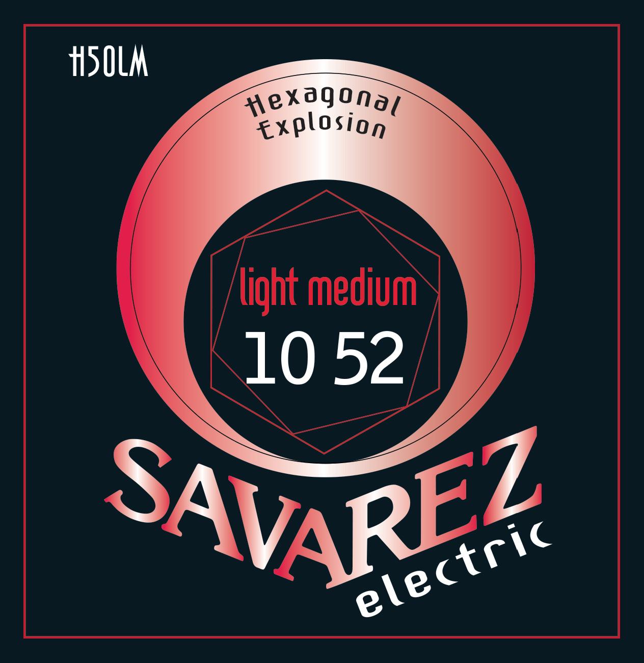 SAVAREZ ELECTRIC HEXAGONAL EXPLOSION H50LM
