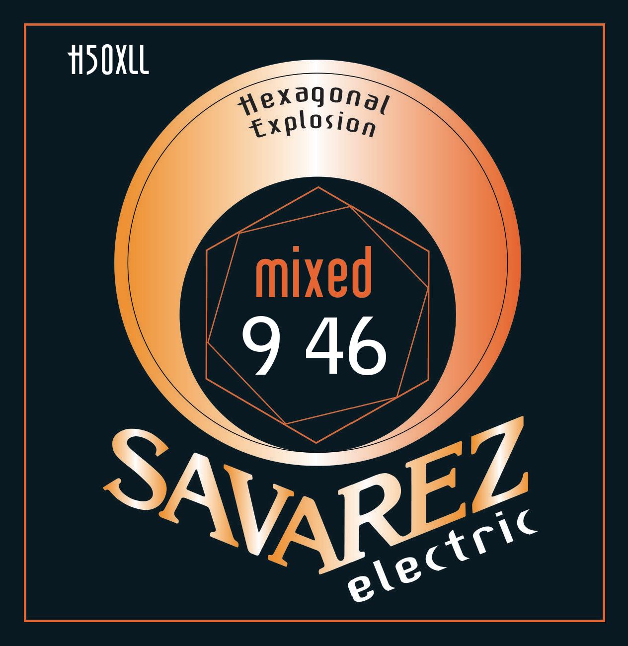 SAVAREZ ELECTRIC HEXAGONAL EXPLOSION H50XLL