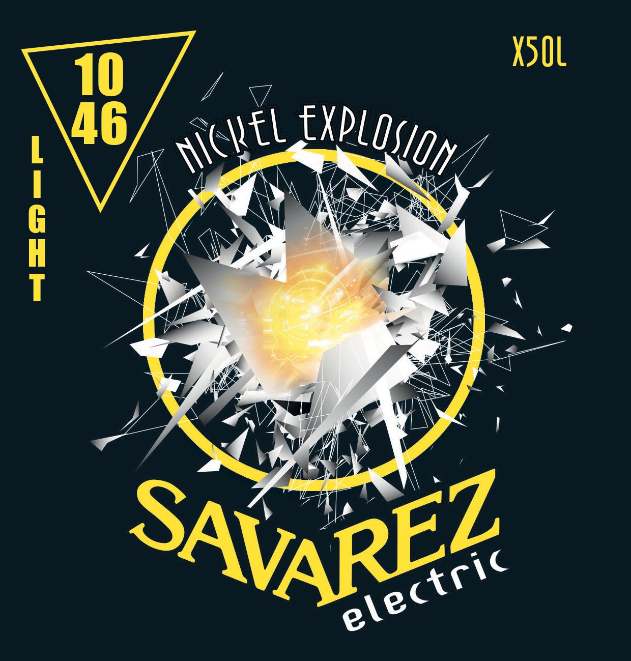 SAVAREZ ELECTRIC NICKEL EXPLOSION X50L