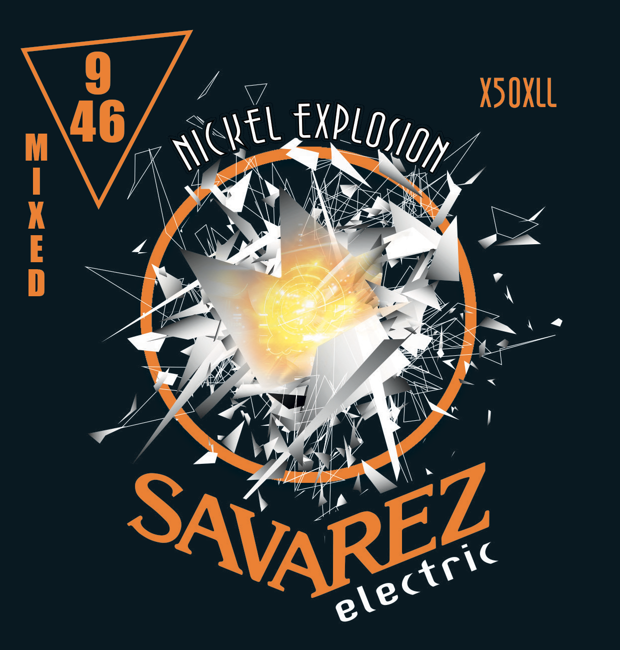 SAVAREZ ELECTRIC NICKEL EXPLOSION X50XLL