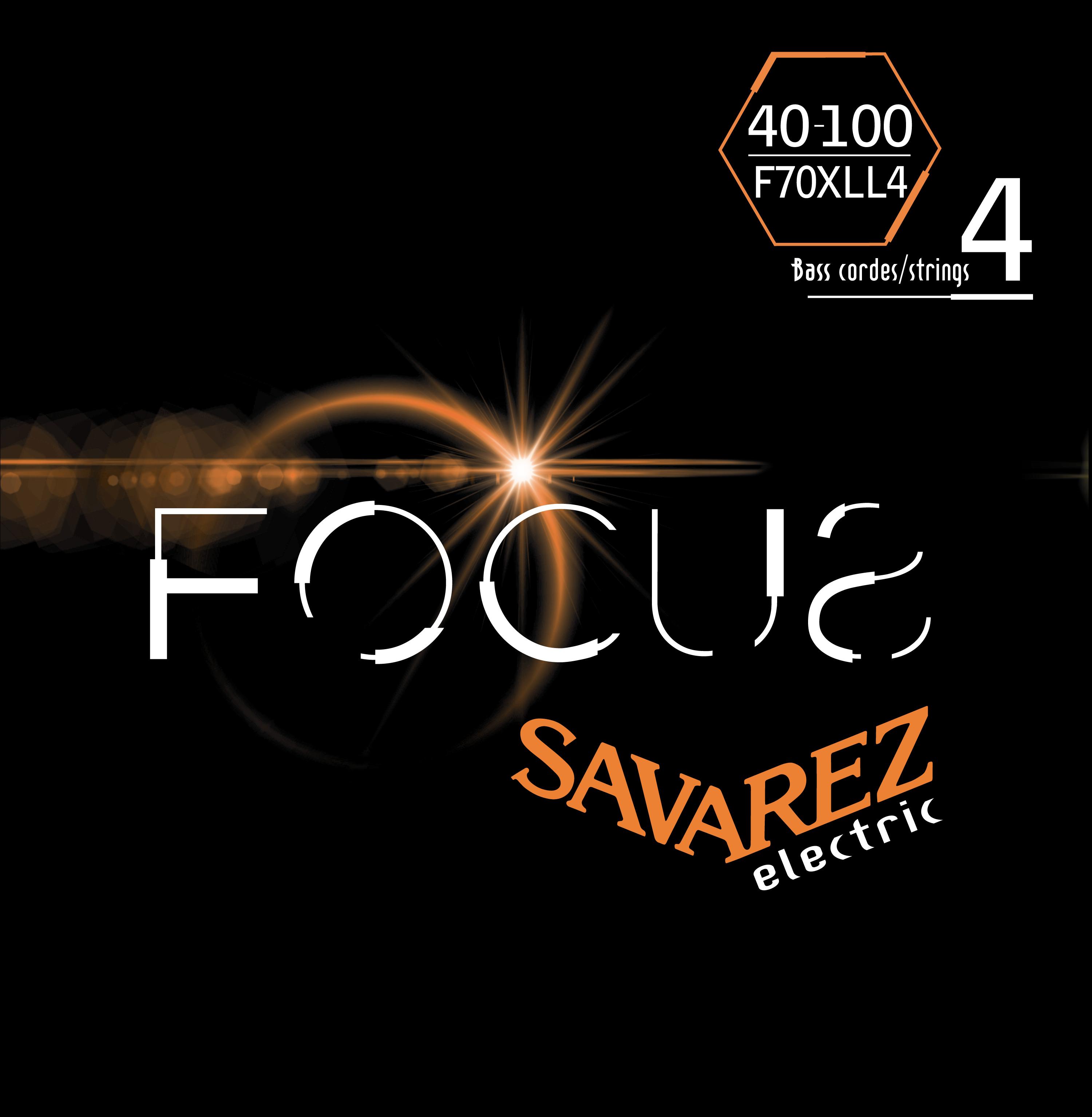 SAVAREZ ELECTRIC FOCUS F70XLL4