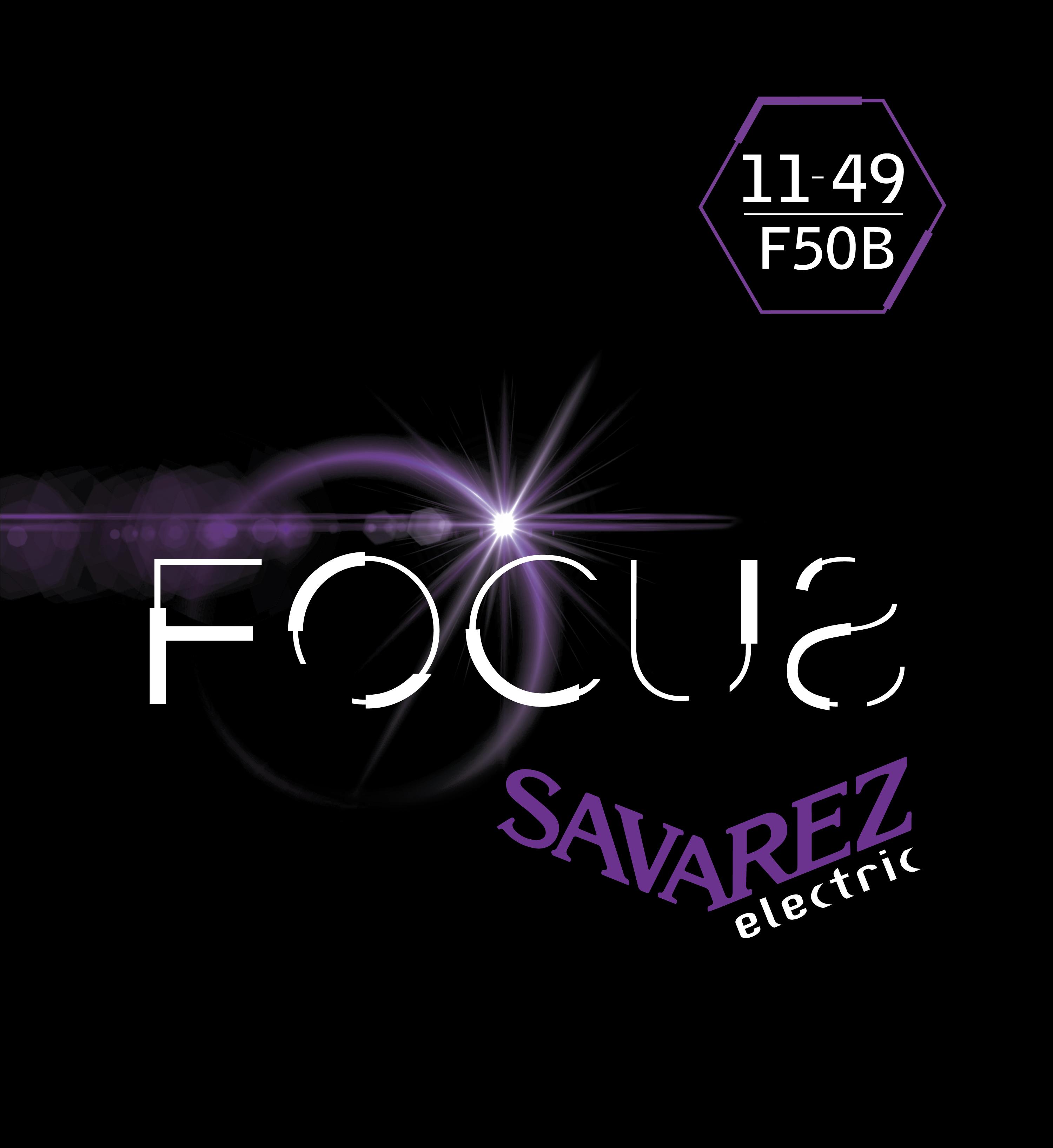 SAVAREZ ELECTRIC FOCUS F50B