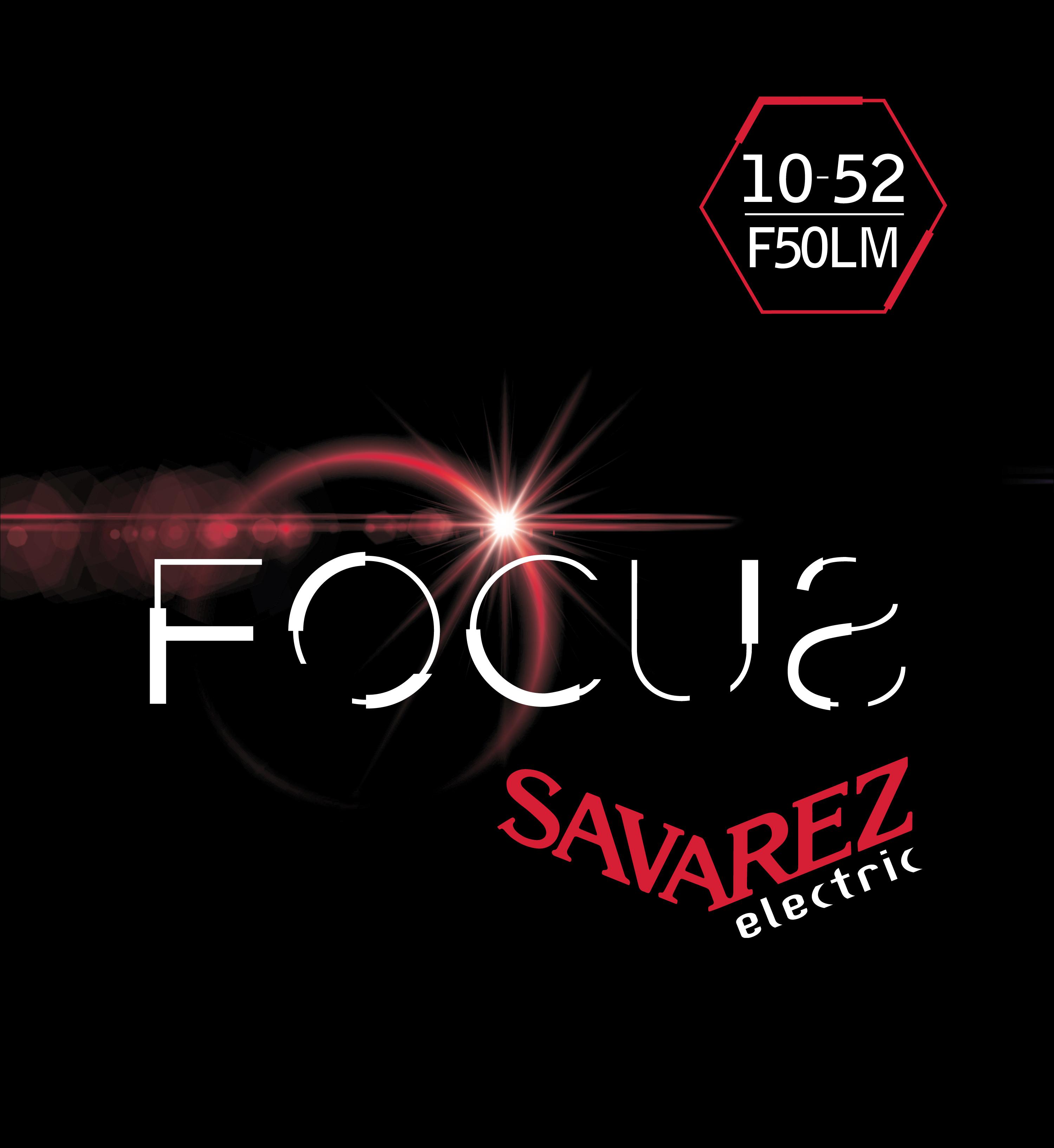 SAVAREZ ELECTRIC FOCUS F50LM