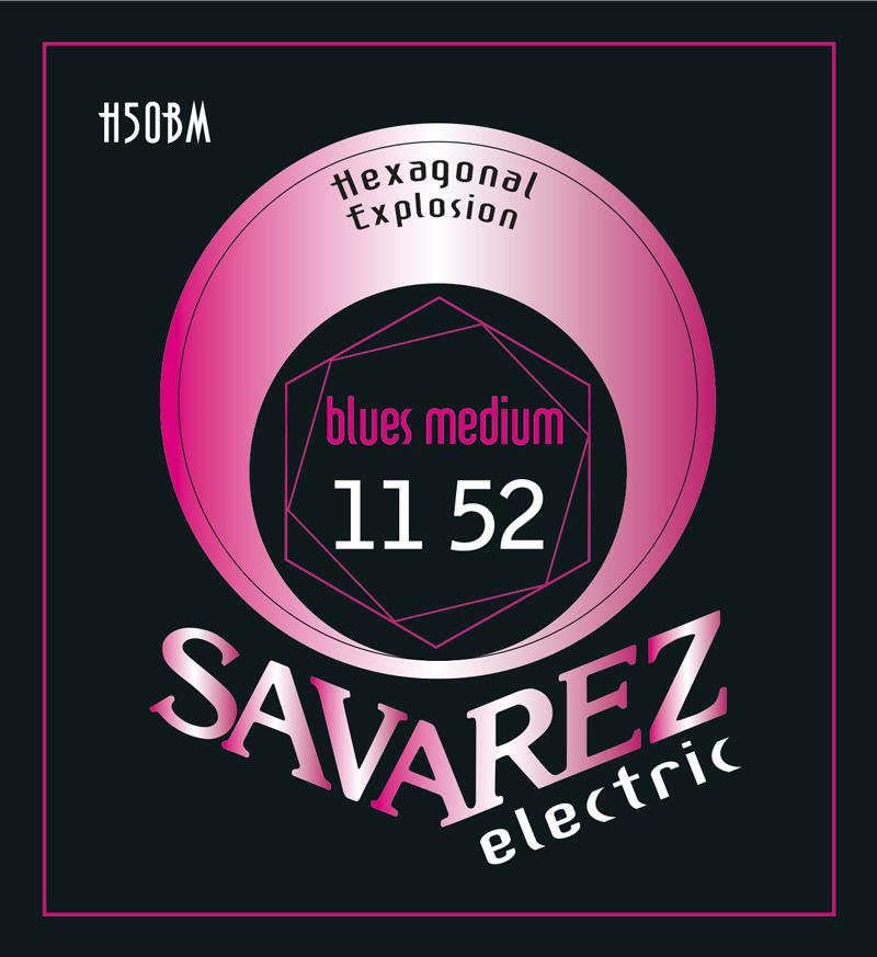 SAVAREZ ELECTRIC HEXAGONAL EXPLOSION H50BM