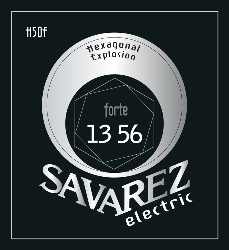 SAVAREZ ELECTRIC HEXAGONAL EXPLOSION H50F