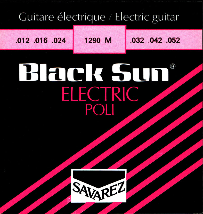 BLACK SUN ELECTRIC POLI 1290M