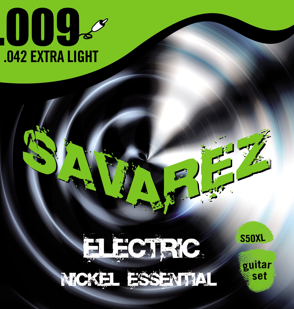 SAVAREZ ELECTRIC ESSENTIAL S50XL