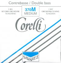 CORELLI MEDIUM TENSION 370M TUNGESTEN ORCHESTRA SET