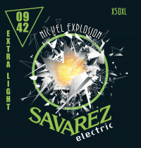 SAVAREZ ELECTRIC EXPLOSION X50XL