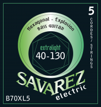 SAVAREZ ELECTRIC HEXAGONAL EXPLOSION BASSE B70XL5