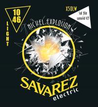 SAVAREZ ELECTRIC NICKEL EXPLOSION X50LW