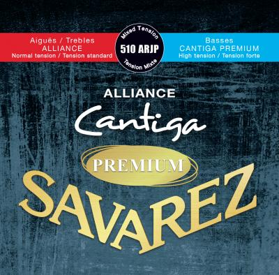 Alliance Trebles (Carbon) New Cantiga Premium Basses