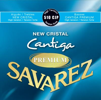 New Cristal Trebles New Cantiga Premium Basses