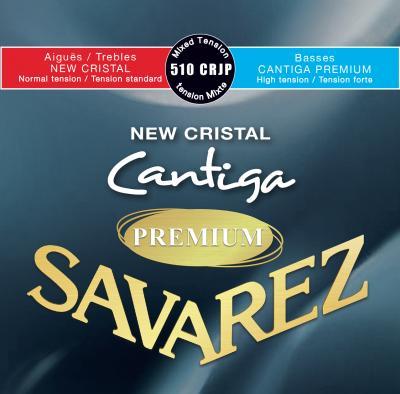New Cristal Trebles New Cantiga Premium Basses