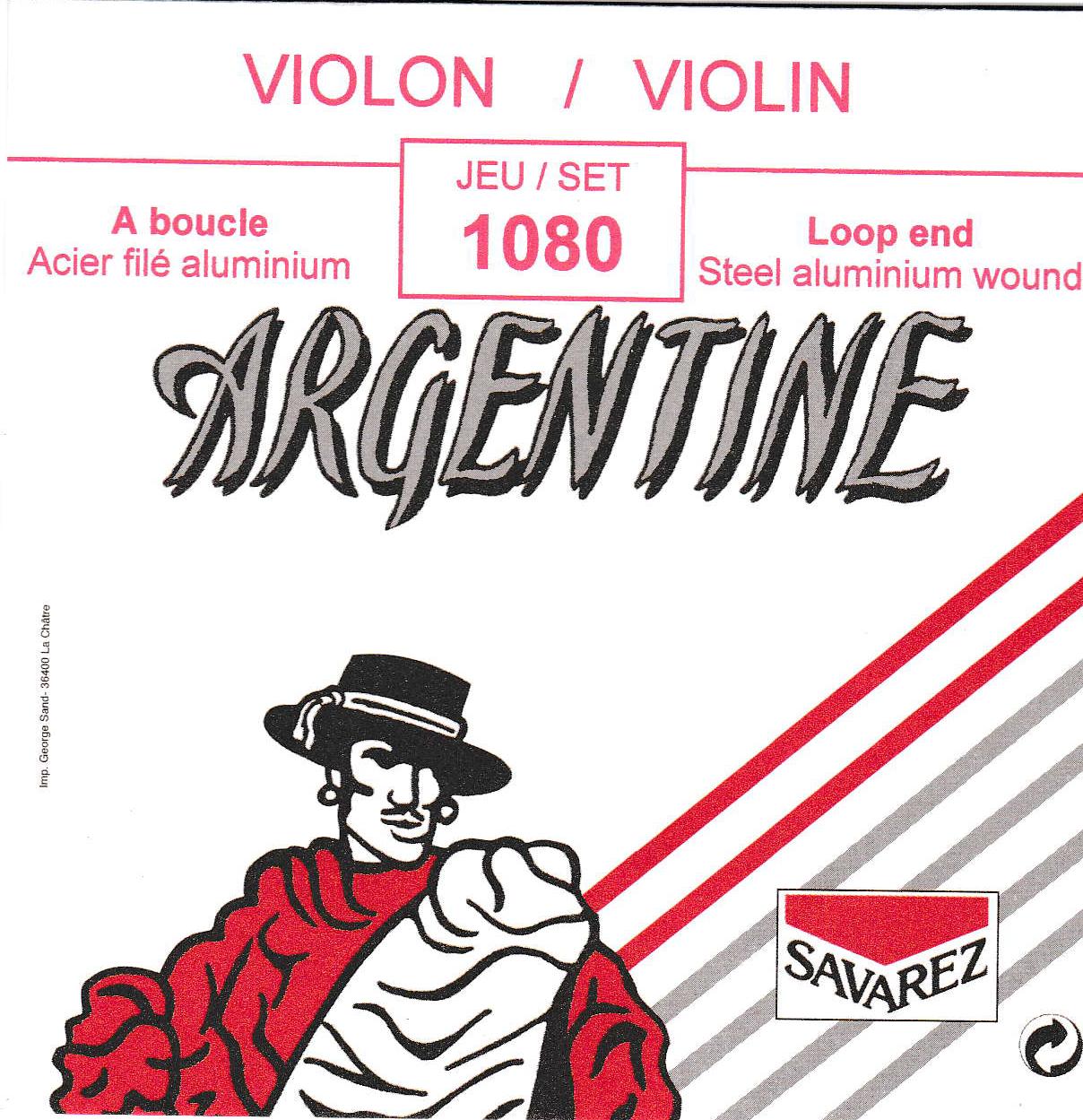 ARGENTINE LOOP END 1080