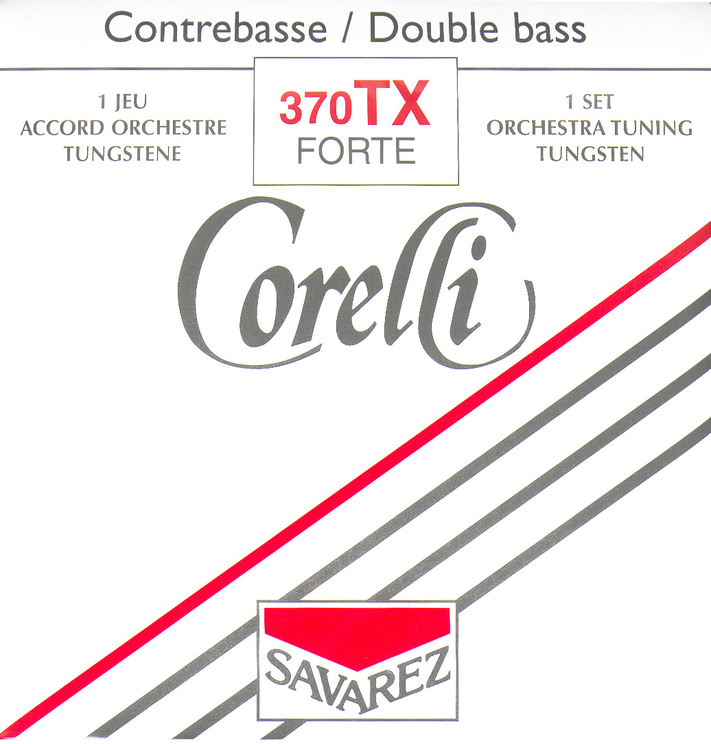 CORELLI HIGH TENSION 370TX TUNGSTEN ORCHESTRA SET