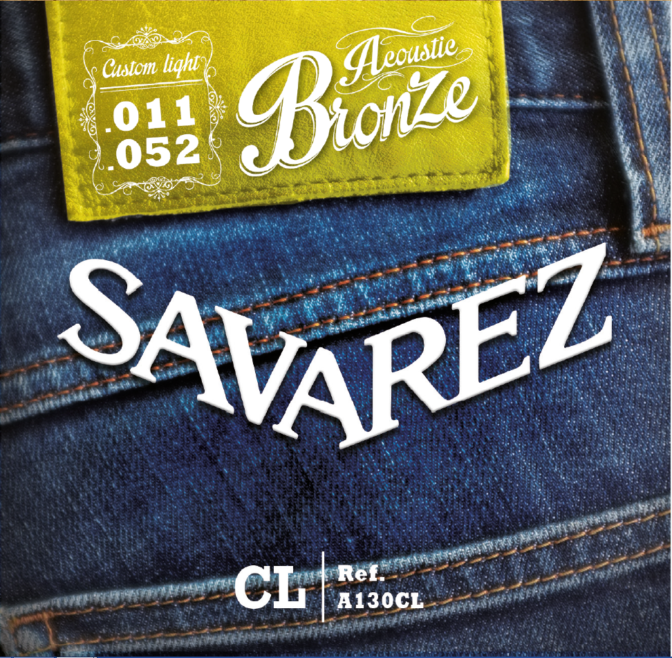 SAVAREZ ACOUSTIC BRONZE A130CL