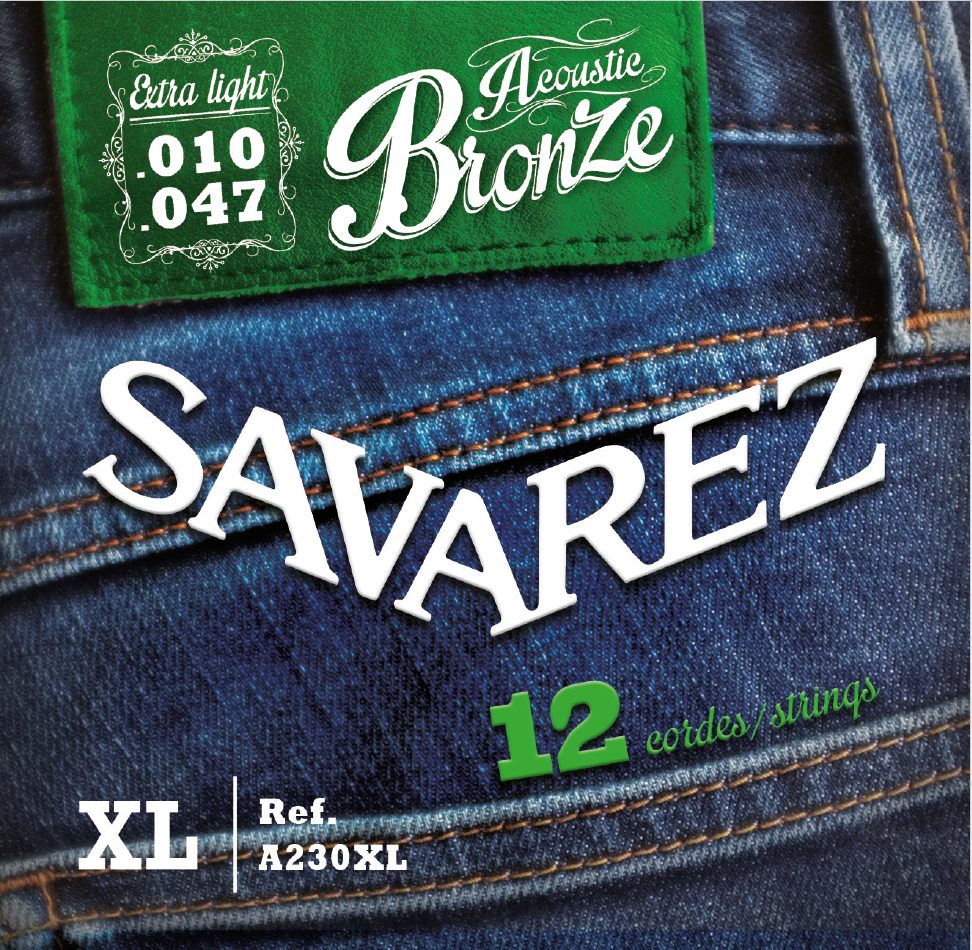 SAVAREZ ACOUSTIC BRONZE A230XL