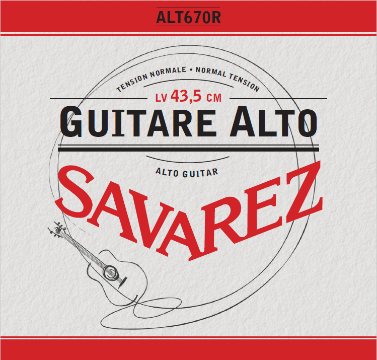 ALTO GUITAR NORMAL TENSION ALT670R