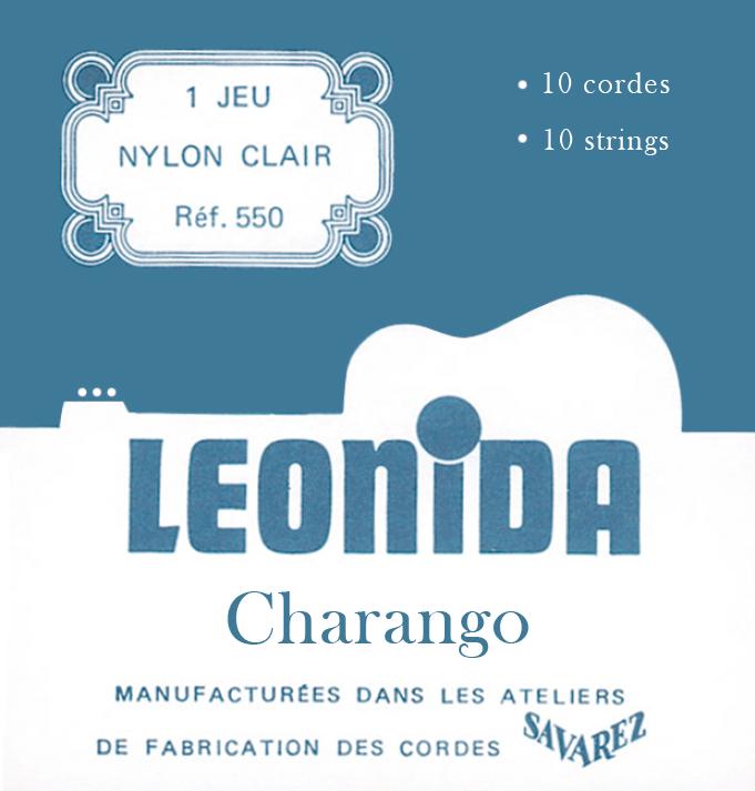 CHARANGO LEONIDA 550
