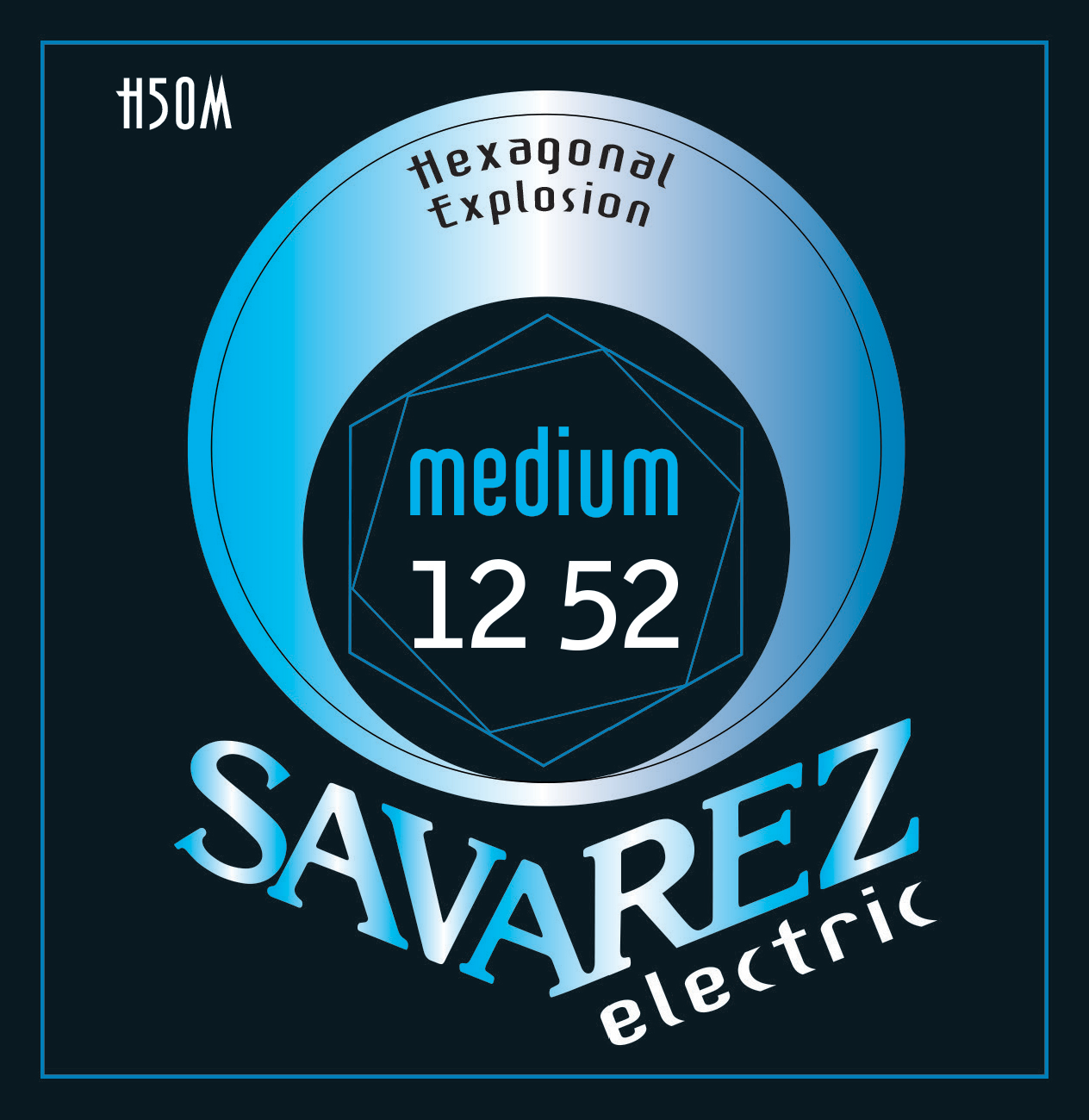 SAVAREZ ELECTRIC HEXAGONAL EXPLOSION H50M