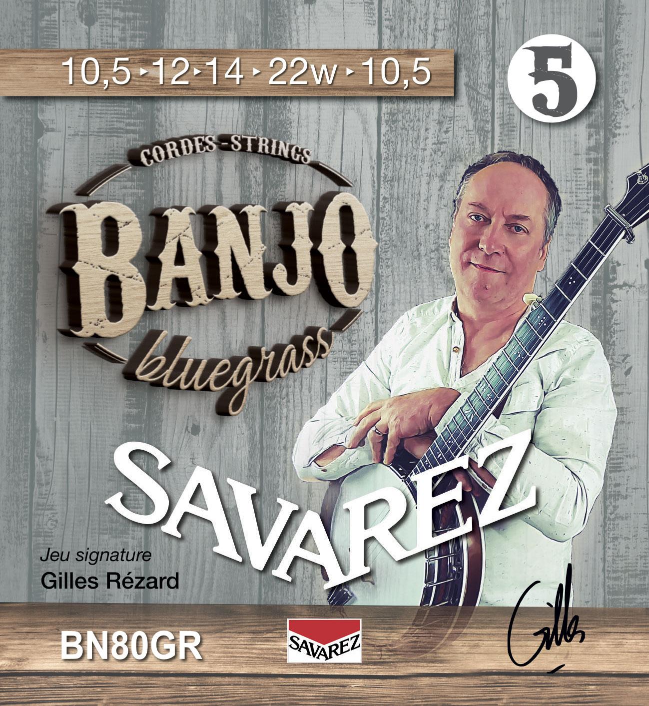 Savarez Banjo