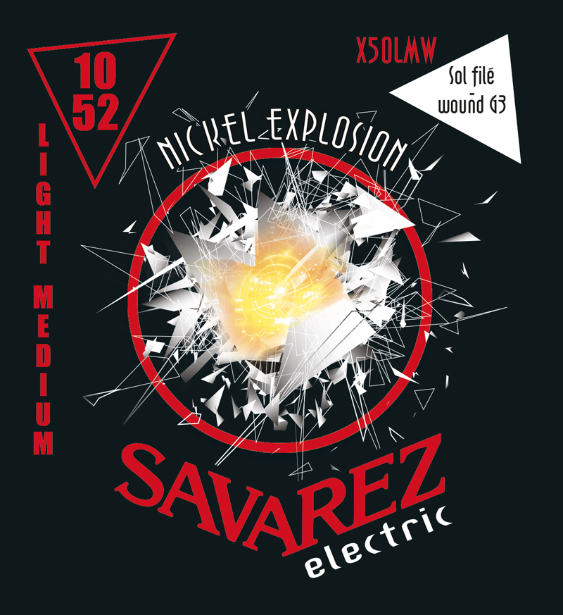 SAVAREZ ELECTRIC NICKEL EXPLOSION X50LMW