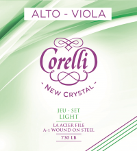 CORELLI NEW CRYSTAL LIGHT 730LB VIOLA