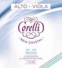 CORELLI NEW CRYSTAL MEDIUM 730MB VIOLA