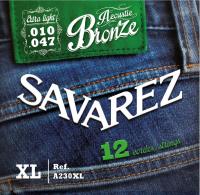 SAVAREZ ACOUSTIC BRONZE A230XL